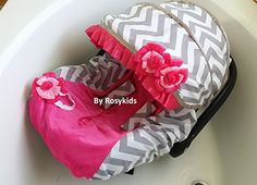 Infant Carseat Canopy Cover 3 Pc Whole Caboodle Baby Car Seat Cover Kit Cotton C030200 Rosy Kids http://www.amazon.com/dp/B00LXJ35F4/ref=cm_sw_r_pi_dp_RpPtub0TPV5N4