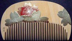Japanese hair comb
