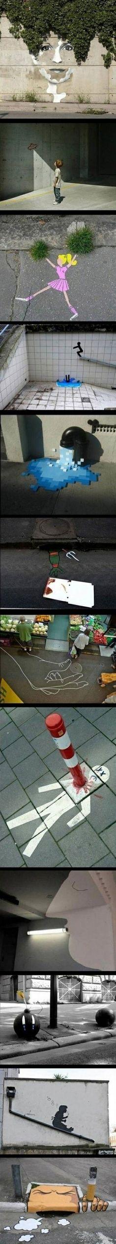 street art makes our lives richer.... :)