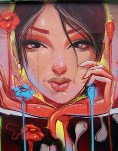 Stellar Graffiti Artworks by Georgi Dimitrov