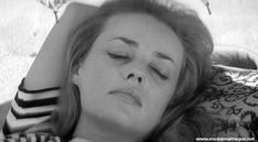 """Jeanne Moreau dans """"Jules et Jim"""" (François Truffaut)"""