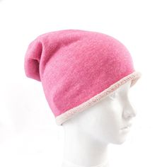 Beanie hat in raspberry colour, Hipster Beanie, Lightweight Slouchy Beanie Cute Teen Outfits, Outfits For Teens, Hipster Beanie, Beanie Hats For Women, Fall Hats, Raspberry Color, Slouch Beanie, Cotton Hat, Direct Sales