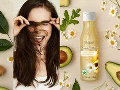 Love Nature Avocado Oil & Chamomile 2in1 Shampoo & Conditioner