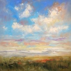 Across the Plains by Rebecca Pashia in the FASO Daily Art Show