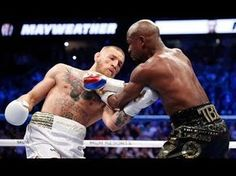 Floyd Mayweather Vs Conor McGregor Full Fight 2017 & Highlights HD - YouTube