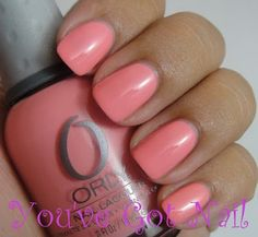 """Orly in """"Cotton Candy"""""""