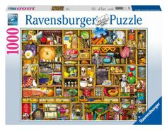 Amazon.com : Kitchen Cupboard Jigsaw Puzzle, 1000-Piece : Puzzles For Adults : Toys & Games