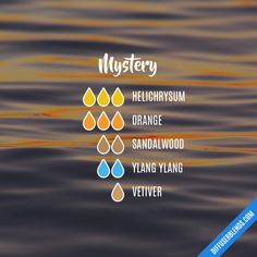 Mystery - Essential Oil Diffuser Blend