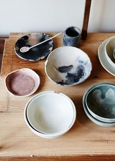 curated ceramics