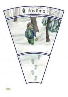 KiGaPortal - for pre-K, kindergarten and elementary school Animal Footprints, Kindergarten, Fox Squirrel, Snow Forest, Image Categories, Woodland Party, Forest Animals, Preschool Activities, Elementary Schools