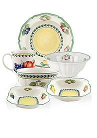 Villeroy U0026 Boch French Garden Fleurence Collection