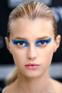 makeup for blue eyes | Blue Eyes