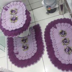 #croche #crochet #artesanato #artecomasmaos #decoracao #casalinda #jogodebanheiro #instacroche #instacrochet #cute by ki_croche