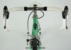 Bianchi Specialissima Classic Road Bicycle 1986 Nos Pts Vintage Steel VGC #Bianchi