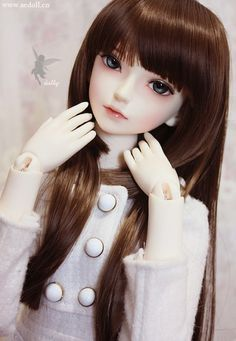 #bjd (Ball Jointed Doll)