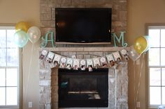 Birthday party I planned for my niece and nephew