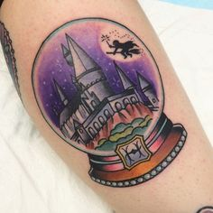 27 Amazing Harry Potter Tattoos for Every Fan