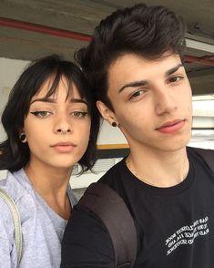 A imagem pode conter: 2 pessoas, selfie e close-up Lenceria Calvin Klein, Your Girl, Cute Boys, Close Up, Beautiful Men, Selfie, My Love, Instagram, Math