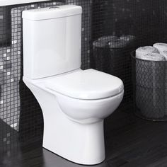 Close Coupled Toilets, Wall Hung Toilet, Hudson Reed, Water Efficiency, Bowl Designs, Contemporary Bathrooms, Save Water, Interiors
