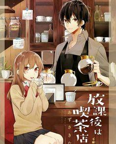 Holmes and Aoi All Anime, Manga Anime, Slice Of Life, Getting Bored, Webtoon, So Little Time, Anime Couples, Kyoto, Fangirl