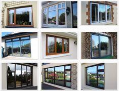 Replacement Windows Dublin Whether modern or traditional, our replacement windows will complement any home. Upvc Windows, Window Replacement, Types Of Doors, Window Ideas, Window Design, Dublin, Ireland, Houses, Celebrities