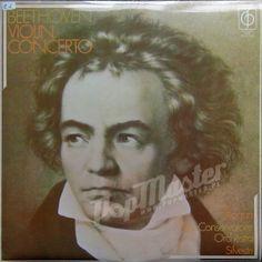 Beethoven Violin Concerto Kogan Conservatoire Orchestra Silvestri CFP 139