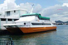 Cheung Chau, Ferry to Cheung Chau