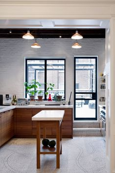 A renovated Park Slope brownstone - desire to inspire - desiretoinspire.net