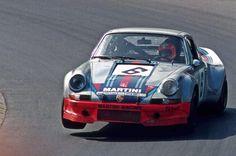 Porsche Carrera RSR Herbert Müller