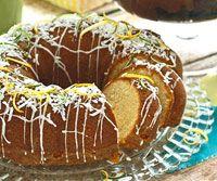 Pina Colada Pound Cake Recipe