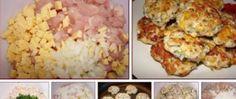 Hähnchen-Joghurt-Käse-Frikadellen