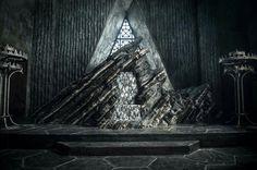 "Targaryen Throne (7x1 ""Dragonstone"")"