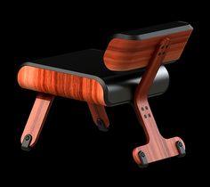 ZYN | Meditation Chair on Furniture Served