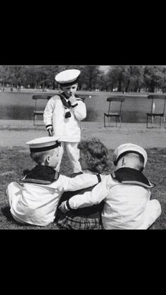 Little cadets