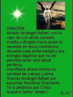 A San Rafael Árcangel (salud)