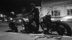 another day in paradise with chopper.. #oldskool #classic #kotatua #smallengineterror  #ftw #choppershit #nightriding