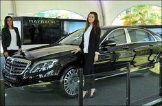 Mercedes-Maybach: Redefining Elite Luxury : GoDubai.com