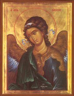 Kontakion to the Archangel Gabriel Supreme commander of God