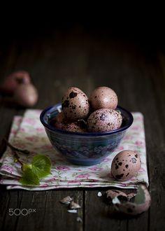 Pastel Easter Eggs - Easter eggs