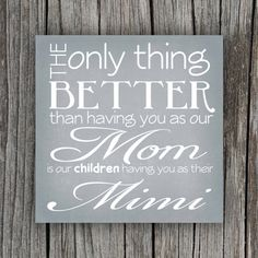 Grandmother Quote Canvas by PetitPapel on Etsy