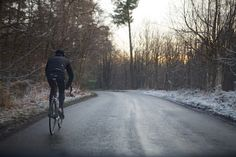 Winter training by Rapha.