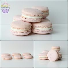 Foolproof Macaron Recipe! This is my first attempt to make them  Recipe link: How to Make French Macarons (Macaroons) - Easiest…: http://youtu.be/jPMmpBxvlyk