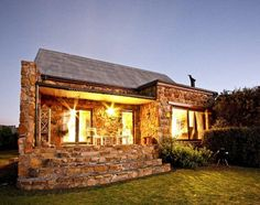 Leopardstone Hill Country Cottages, Noordhoek, Cape Peninsula & Surrounds, Western Cape on Budget-Getaways Stone Cottages, Stone Houses, Country Cottages, South African Holidays, Mountain Cottage, Stone Mountain, Cottage Homes, Holiday Destinations, Cape Town