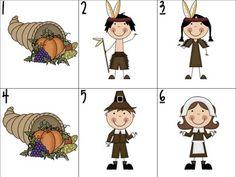 Grab a copy of November Calendar Pieces.  They are FREE! The pattern is cornucopia, boy, girl, cornucopia, boy, girl. ...