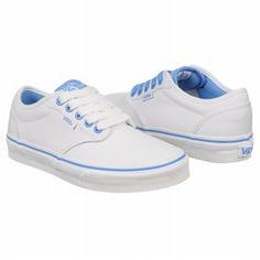 Vans Women's Atwood Sneaker (9.5W, White / Regatta) Vans. $39.99