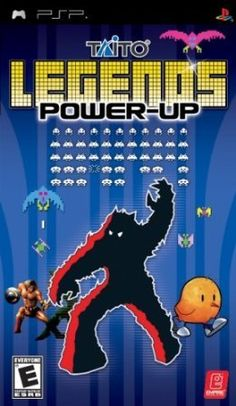 Taito Legends Power Up  Sony PSP -- You can find more details by visiting the image link.