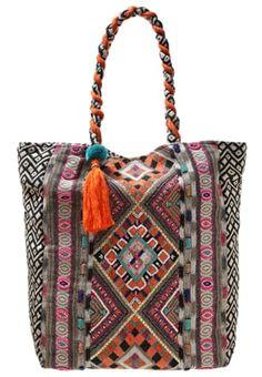 New Look Shopping Bag - orange - Zalando.de