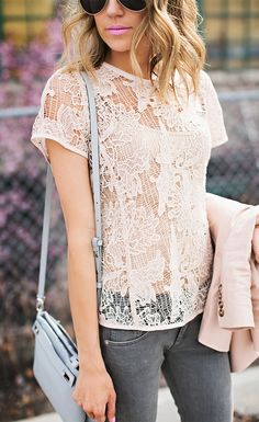 Love this soft color combination.