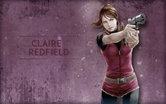 Claire Redfield Wallpaper 1 by Isobel-Theroux.deviantart.com on @DeviantArt