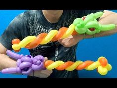 Fire-Breathing Dragon Balloon Bracelets! - YouTube